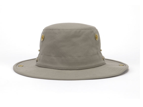Tilley Cotton Duck Hat Khaki