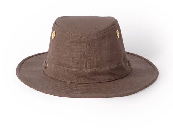 Tilley Hemp Hat TH5 Mocha