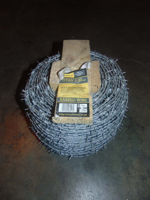 Barbed Wire High Tensile 2.0mm 500m