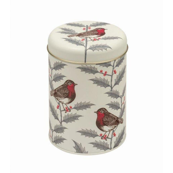 Thornback & Peel Robin Caddy Tin
