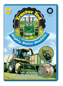 You added <b><u>Tractor Ted Mighty Maize Machine DVD</u></b> to your cart.