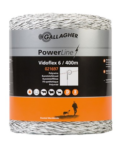 You added <b><u>Gallagher Poly Wire 400m</u></b> to your cart.