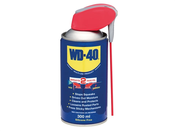 WD-40 Aerosol Smart Straw 300ml