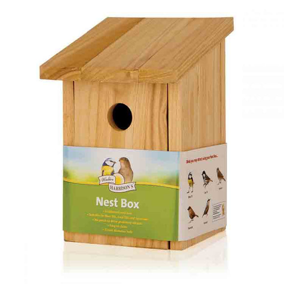 Walter Harrison's Nest Box