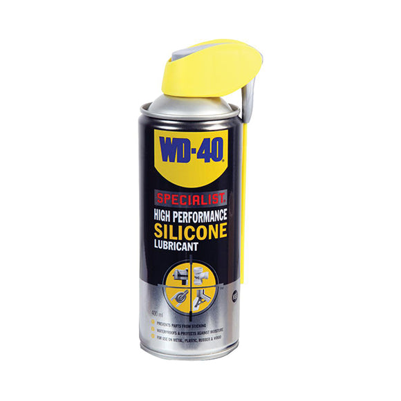 WD-40 Specialist High-Performance Silicone Lubricant 400ml