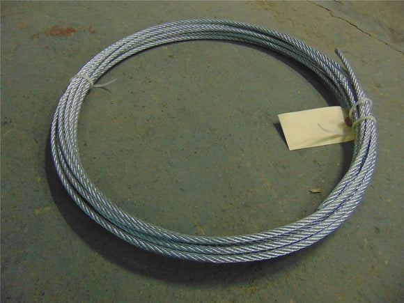 Wire Rope 6mm X 10M