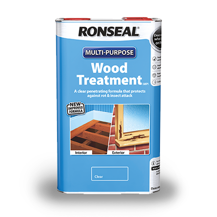 Ronseal Multipurpose Wood Treatment 5L