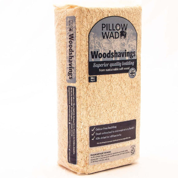 Pillow Wad Woodshavings Mini 1kg