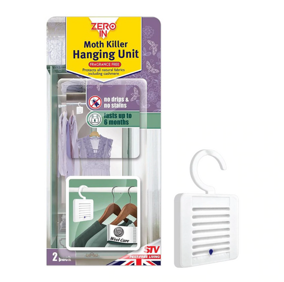 Zero-In Hanging Moth Killer Unit