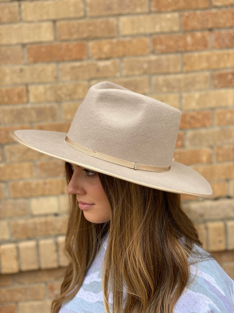 Billie Beige Hat