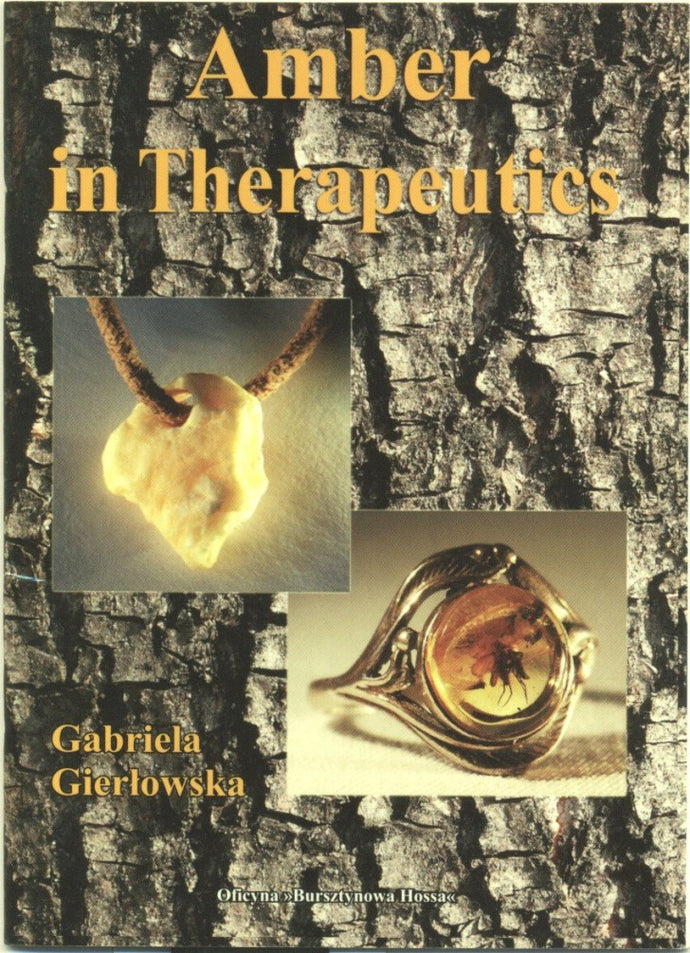 Book - Amber In Therapeutics