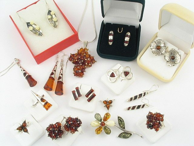 Amber And Silver Jewelry Catalogs