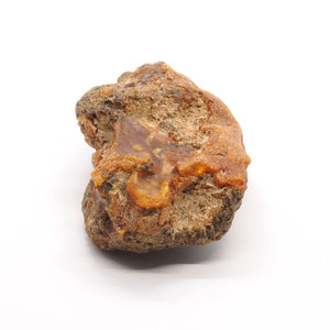 Amber Beach Stone 54 Grams