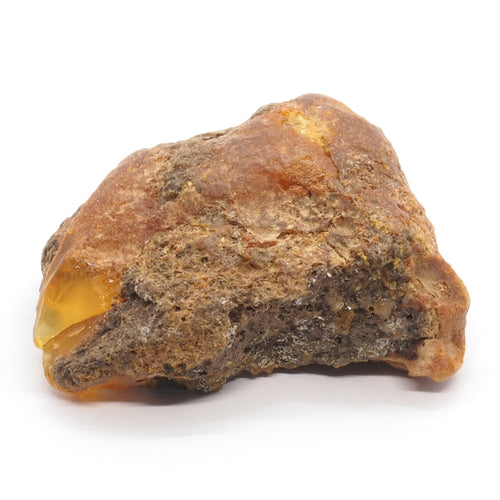 Amber Beach Stone 67.5 Grams