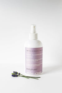 Lavender Hand Cleansing Spray