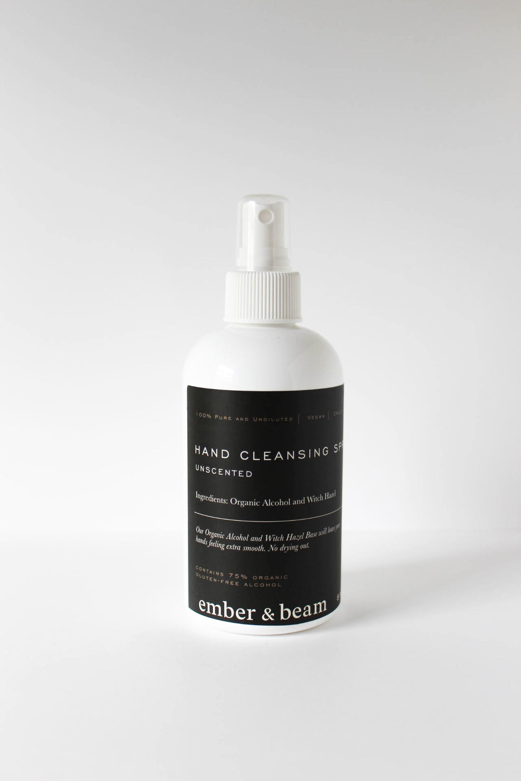 Unscented Hand Cleansing Spray