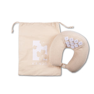 Kanjo Memory Foam Acupressure Neck Pillow