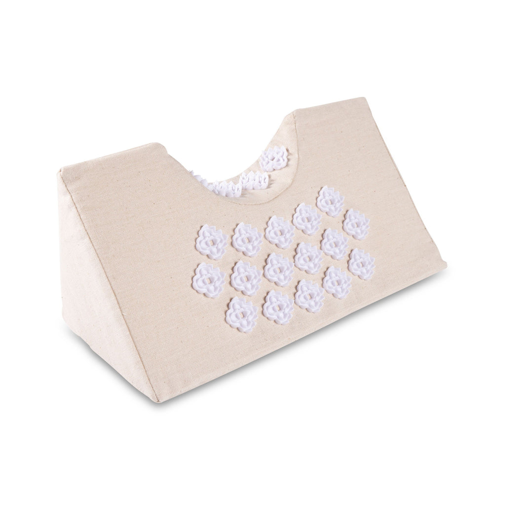 Kanjo Acupressure Cervical Traction Wedge Pillow