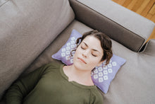 Load image into Gallery viewer, Kanjo Aroma Lavender Acupressure Pillow