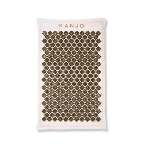 Kanjo Coconut Acupressure Mat with Carry Bag