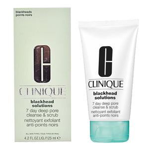 Gel exfoliant visage Blackhead Solutions Clinique (125 ml) | leadershopping.fr