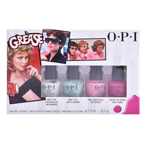 Set de Maquillage Grease Collection Opi (4 pcs) | leadershopping.fr