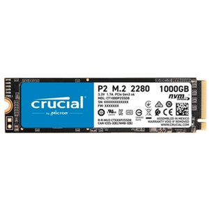 Disque dur Crucial CT1000P2SSD8 1000GB SSD M.2 | leadershopping.fr