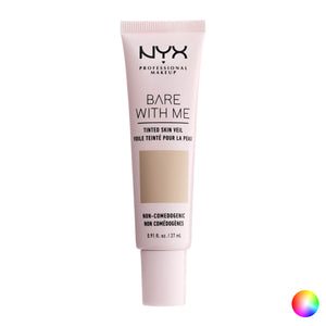 Pré base de maquillage Bare With Me NYX (27 ml) | leadershopping.fr