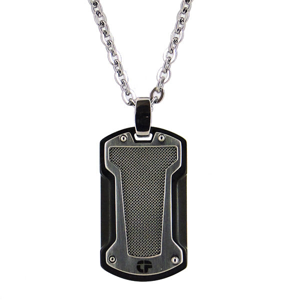 Pendentif Homme Time Force TS5074CS