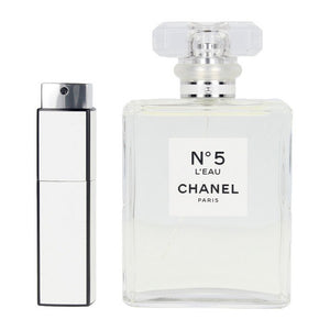Set de Parfum Femme Nº 5 L'eau Chanel EDP (2 pcs) | leadershopping.fr