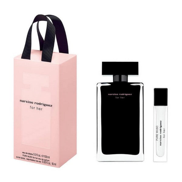 Set de Parfum Femme For Her Narciso Rodriguez (2 pcs)