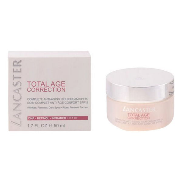 Crème anti-âge Total Age Correction Lancaster | leadershopping.fr