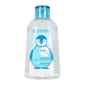 Eau micellaire Abcderm H2o Bioderma (1000 ml) | leadershopping.fr