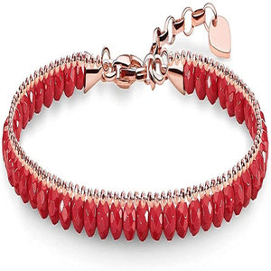 Bracelet Femme Thomas Sabo AIR-A1717-109-10 Rouge | leadershopping.fr