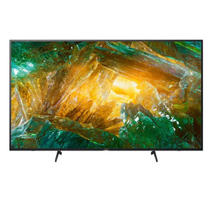 "TV intelligente Sony Bravia KD49XH8096 49"" 4K Ultra HD LED WiFi Noir"