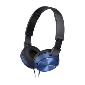 Casque audio Sony MDRZX310APA 98 dB Bleu | leadershopping.fr