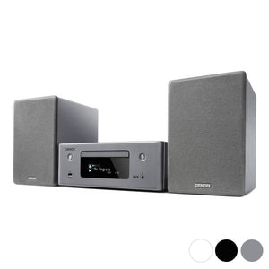 Mini Hifi Denon CEOL N10 WiFi Bluetooth 130W