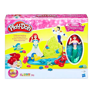 Play-Doh Le Mariage d'Ariel Hasbro | leadershopping.fr