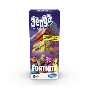 Jeu d'habileté Jenga Fortnite BG Games | leadershopping.fr