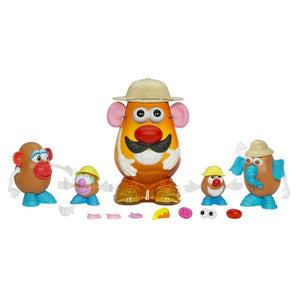 Mr. Potato Safari Hasbro | leadershopping.fr