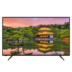 "TV intelligente Hitachi 50HK5600 50"" 4K Ultra HD LED WiFi Noir 