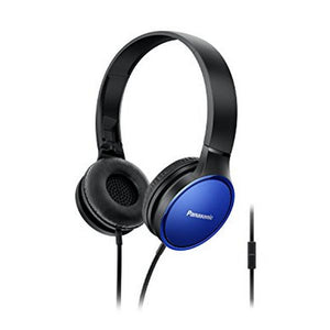 Casques avec Microphone Panasonic RP-HF300ME Serre-tête | leadershopping.fr
