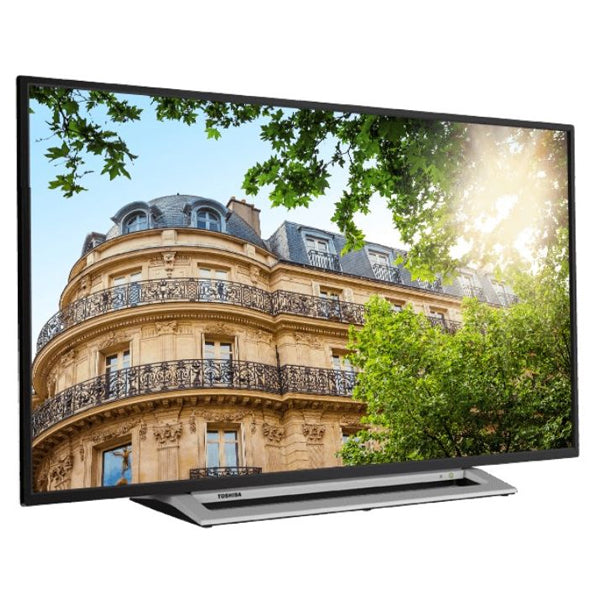 "TV intelligente Toshiba 43UL3A63DG 43"" 4K Ultra HD DLED WiFi Noir"
