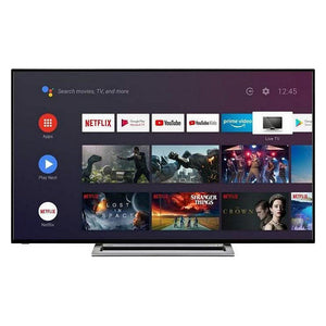 "TV intelligente Toshiba 50UA3A63DG 50"" 4K Ultra HD DLED WiFi Noir 