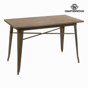 Table cooper vintage - Collection Serious Line by Craftenwood | leadershopping.fr
