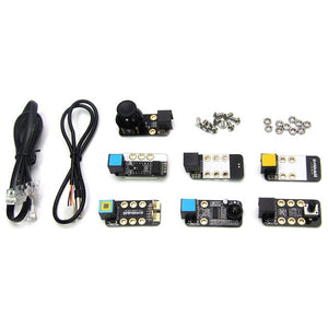 Kit d'accessoires de Robotique Makeblock Add-on Starter (31 pcs)
