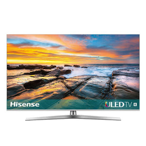 "TV intelligente Hisense 55U7B 55"" 4K Ultra HD LED WiFi Argenté 