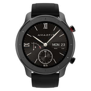 "Montre intelligente Amazfit GTR 1,39"" AMOLED 410 mAh Noir"