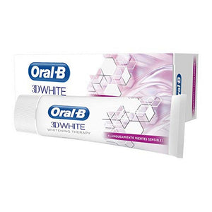 Dentifrice Gencives Sensibles 3d White Oral-B (75 ml) | leadershopping.fr