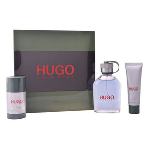 Set de Parfum Homme Hugo Boss-boss (3 pcs) | leadershopping.fr